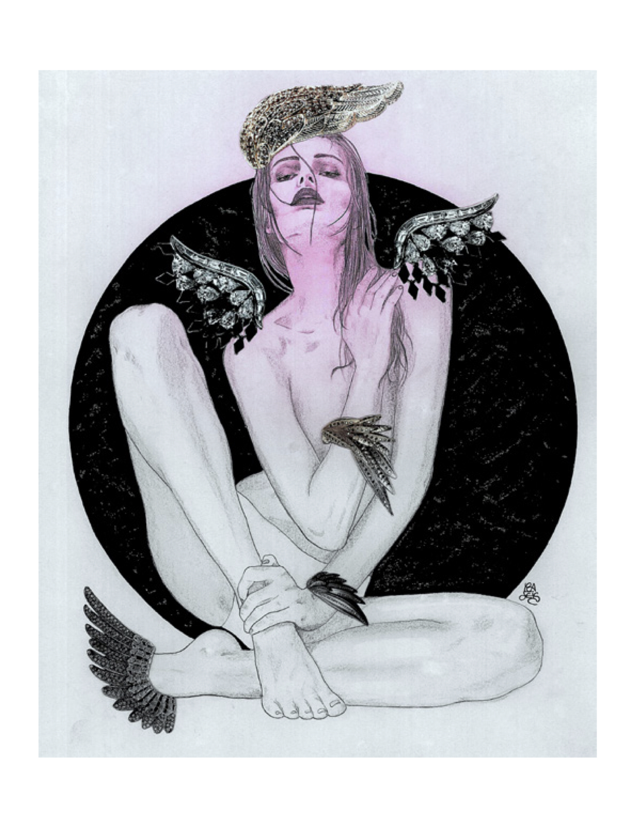 ILLUSTRATION:  Maruka Caleis.    See more here.