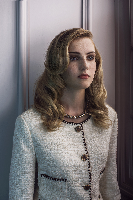Jacket Zara, Necklace Acessorize