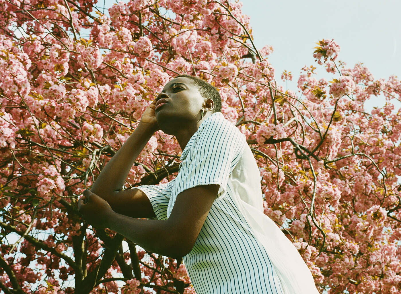 EXCLUSIVE / GARDEN PARTY by Hope Victoria Miller