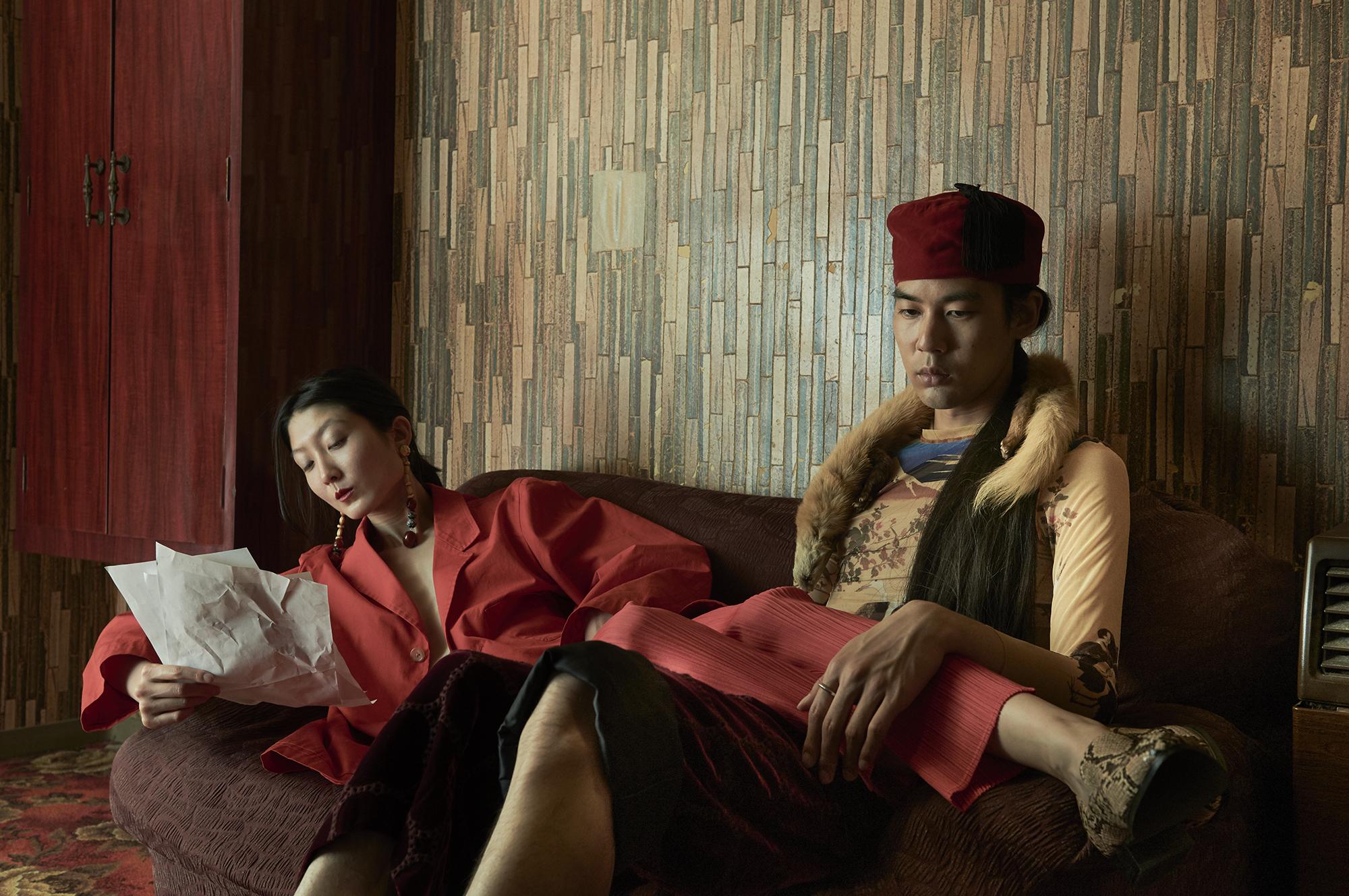 Woman Dress  Comme des Garcons   Man Tops  Issey Miyake  Jacket  Jean Paul Gaultier