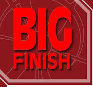 December 2016 - recorded two Sci - Fi audios for Big Finish.