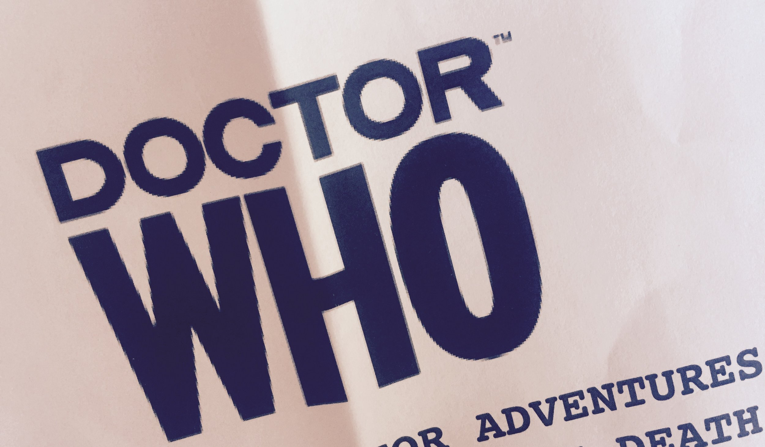September 2017 - Another Doctor Who recording for Big Finish. Written by John Dorney and directed by Nicholas Briggs.