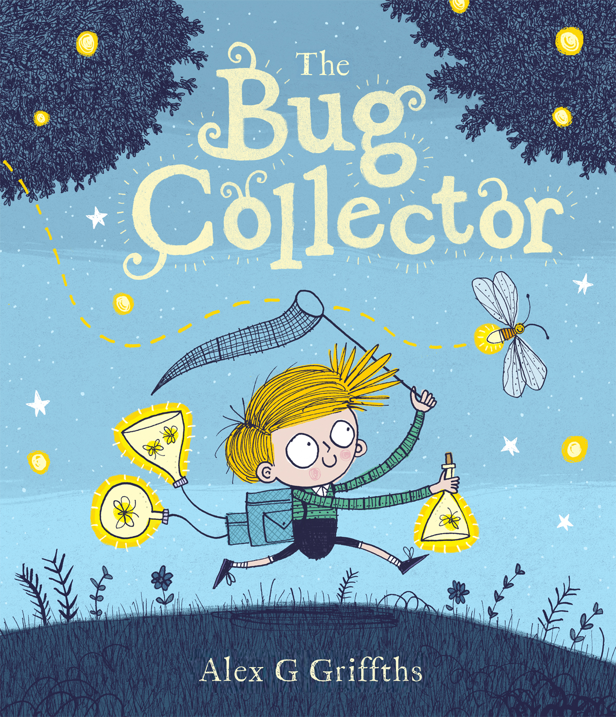 The Bug Collector (Andersen Press) ➔