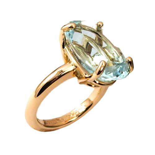 Michaela:gold, turchese.