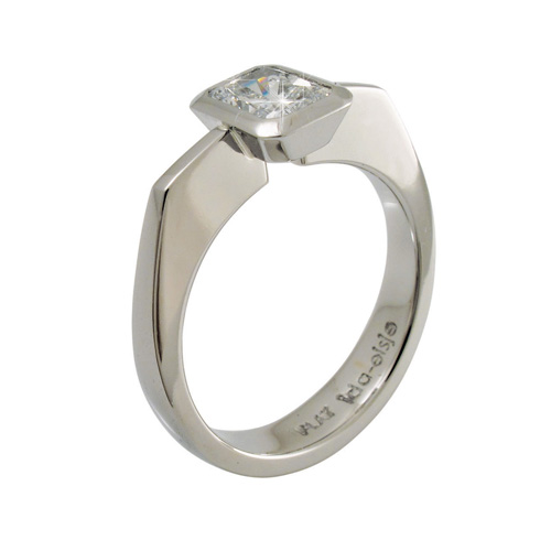 Mark: platinum, diamond.