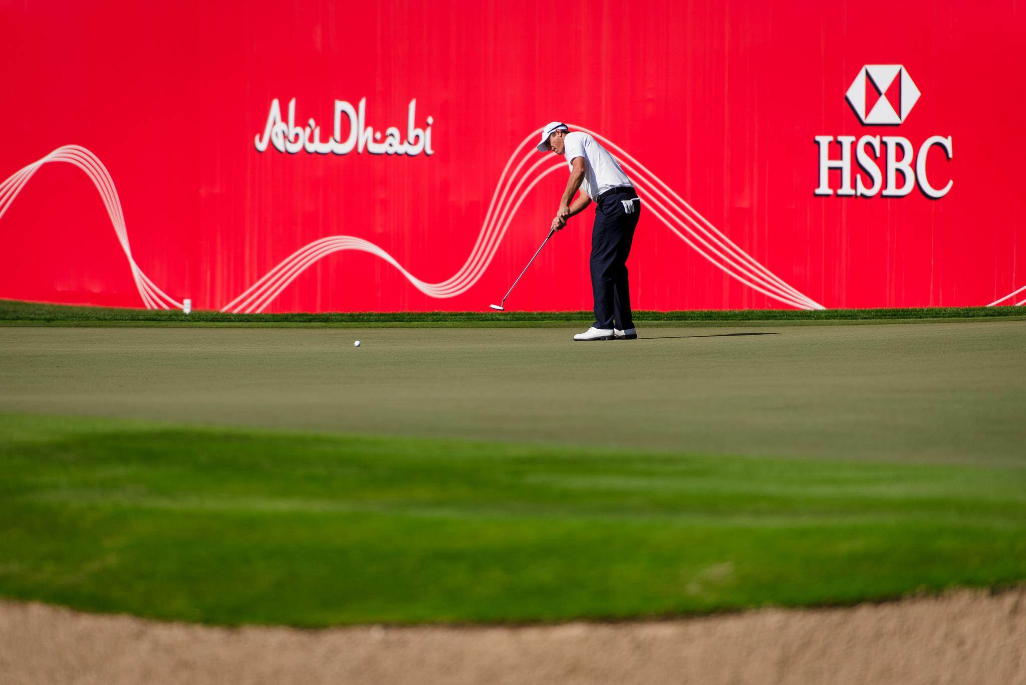 Abu Dhabi Golf Championships: HSBC