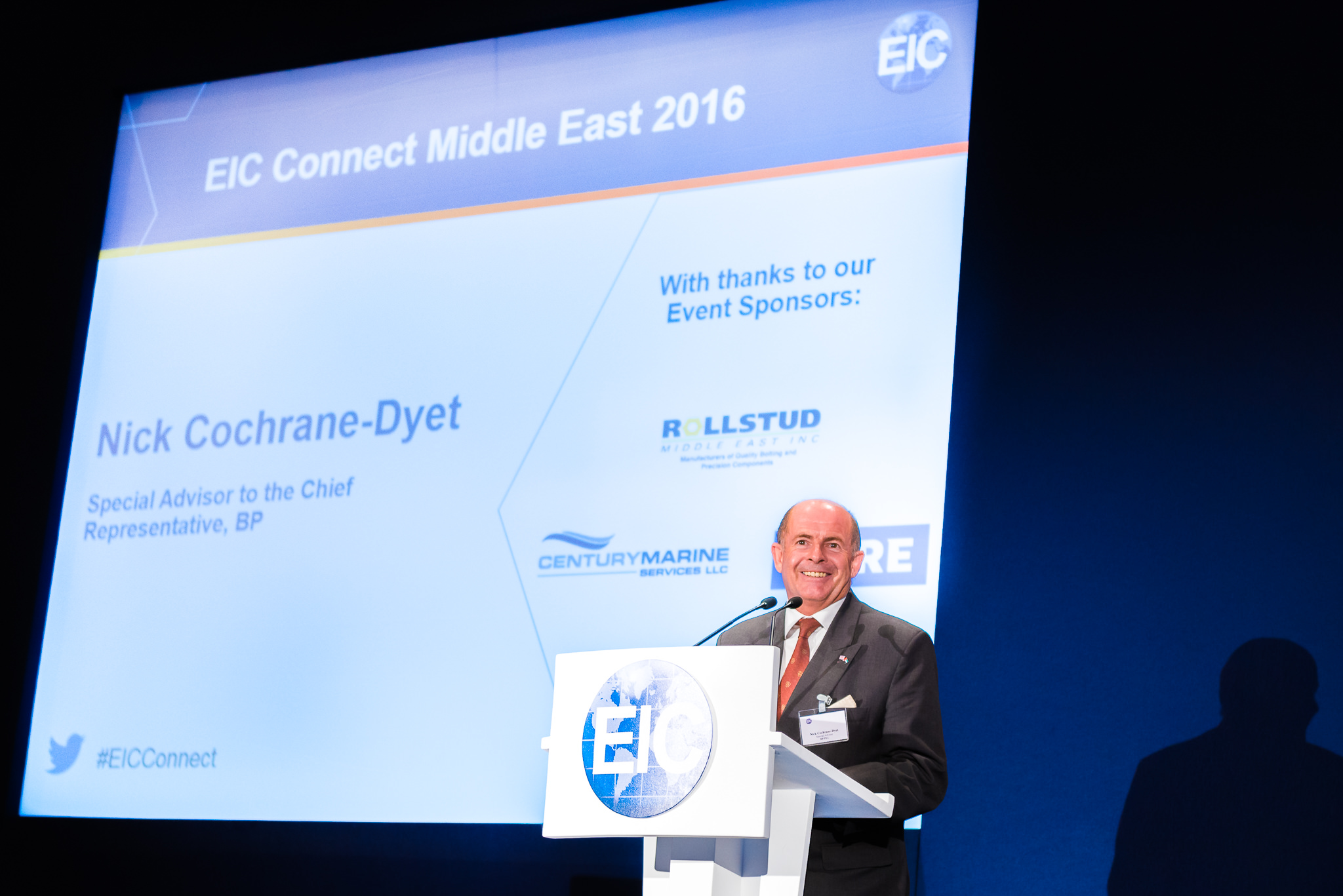 EIC Connect Conference: Abu Dhabi