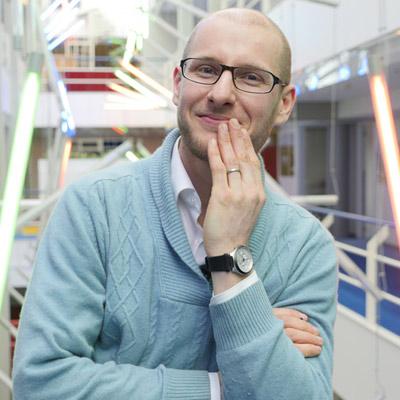 Matthias Veltkamp - Nudge ambassador for Hamburg