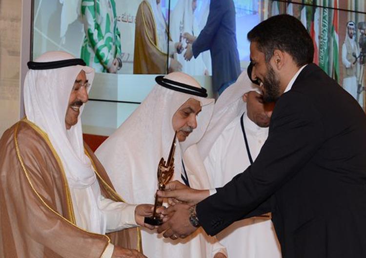 Mostafa Farahat - Salem El Ali Informatic Award.png