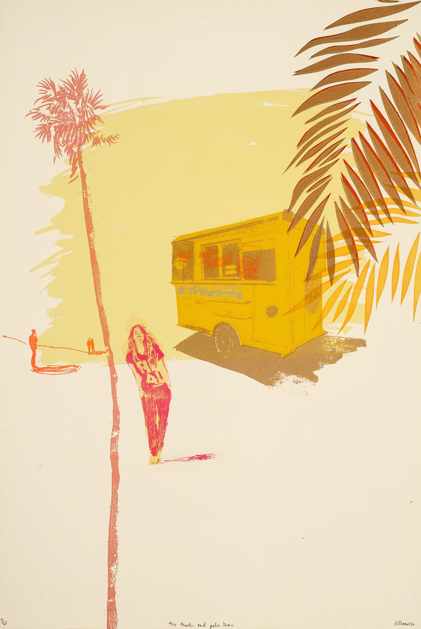 Taco Trucks and Palm Trees