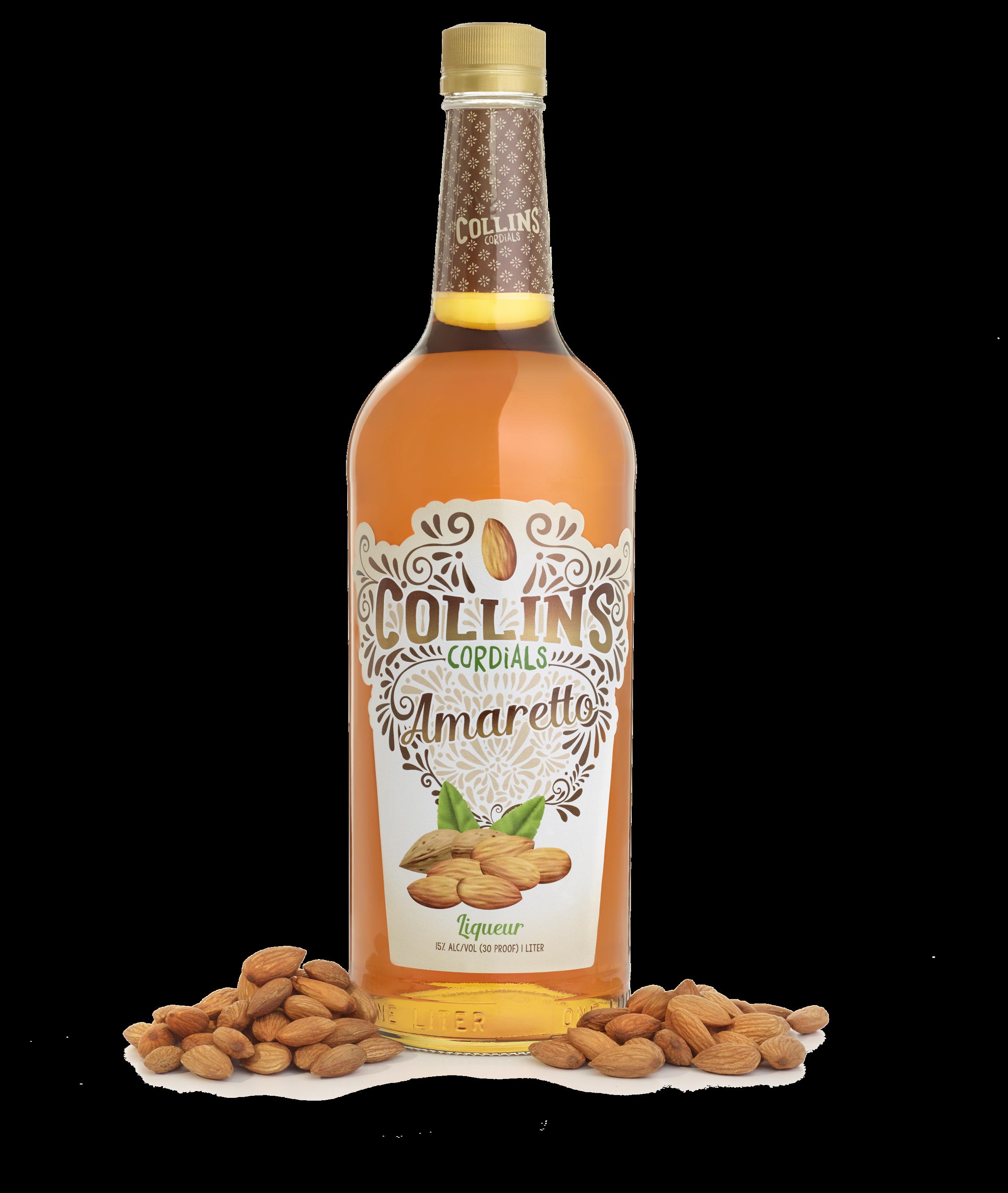 Amaretto Liqueur | Collins Cordials