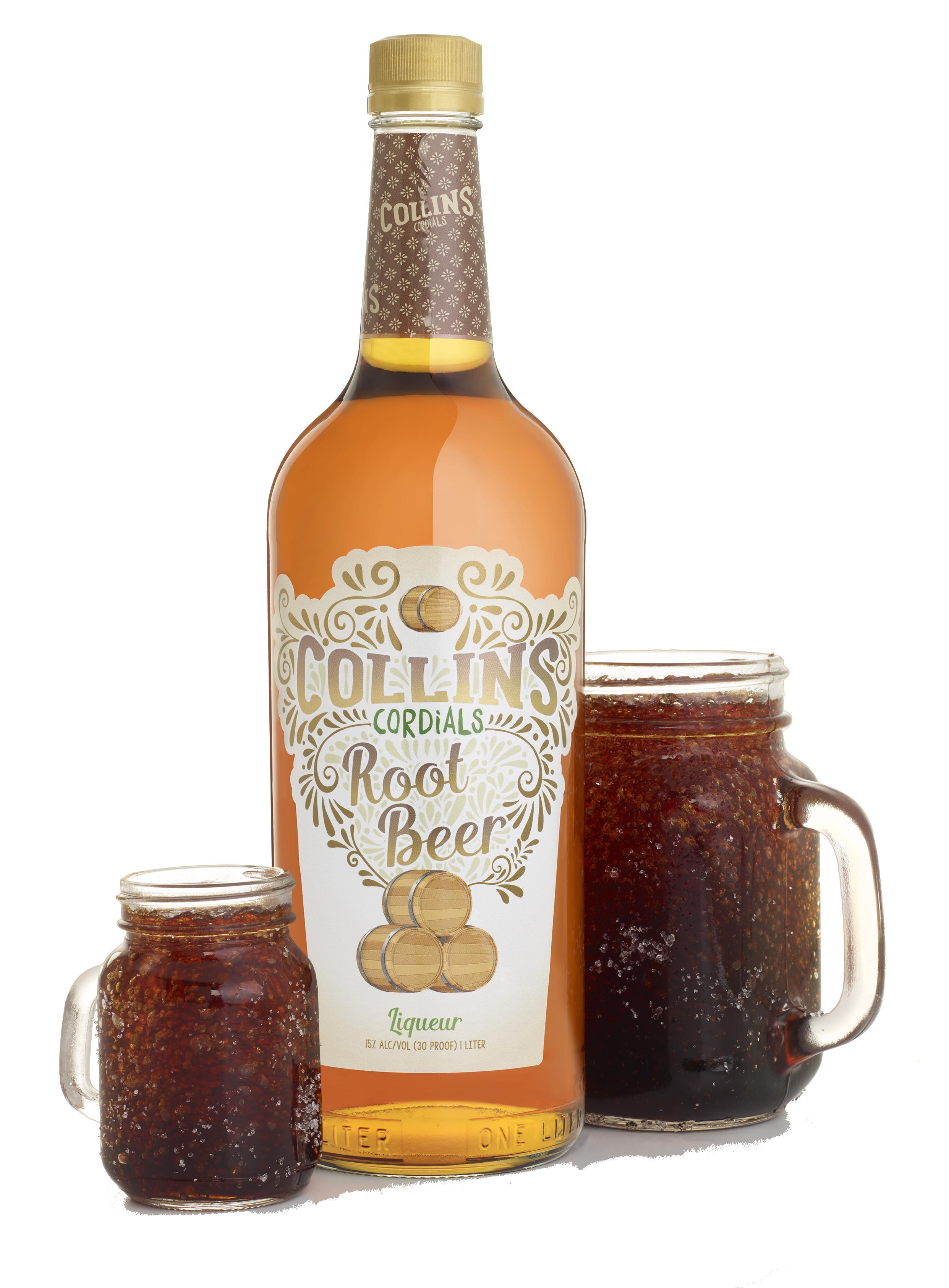 Root Beer Liqueur | Collins Cordials