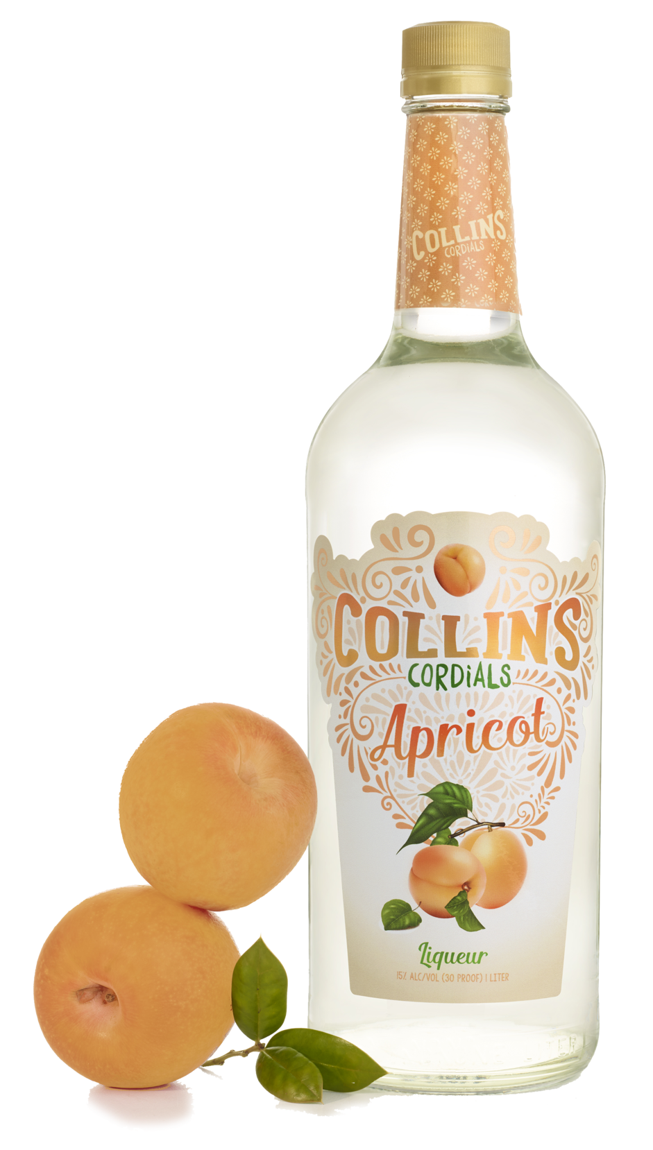 Apricot Liqueur | Collins Cordials