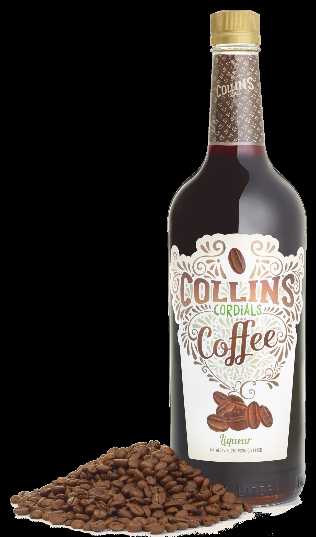 Coffee Liqueur | Collins Cordials