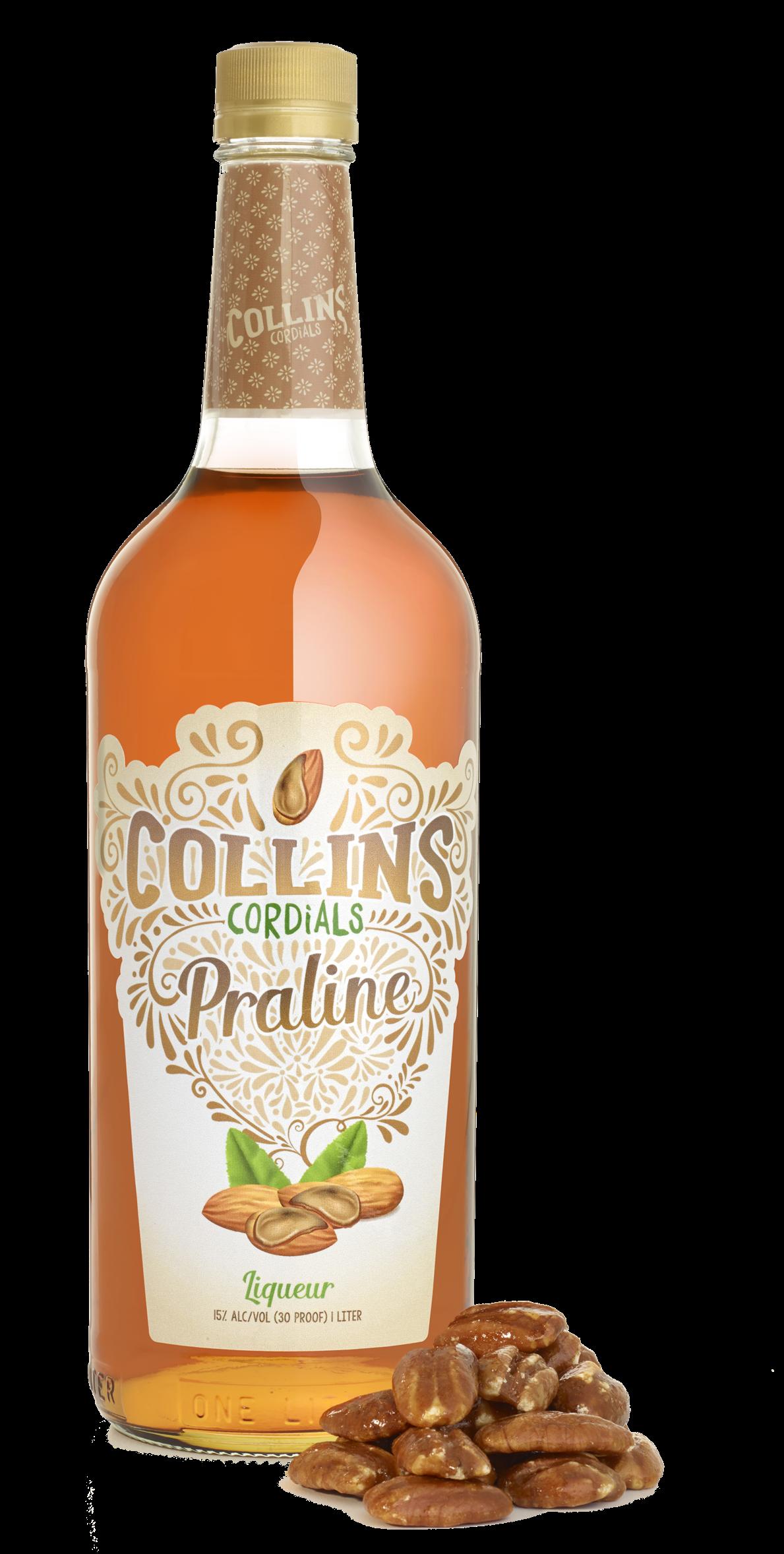Praline Liqueur | Collins Cordials