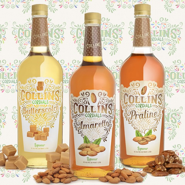 Feeling a little NUTTY? We can handle that. #collinscordials