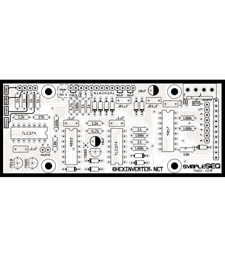 SympleSeq v2 0 Universal — HEXINVERTER ÉLECTRONIQUE
