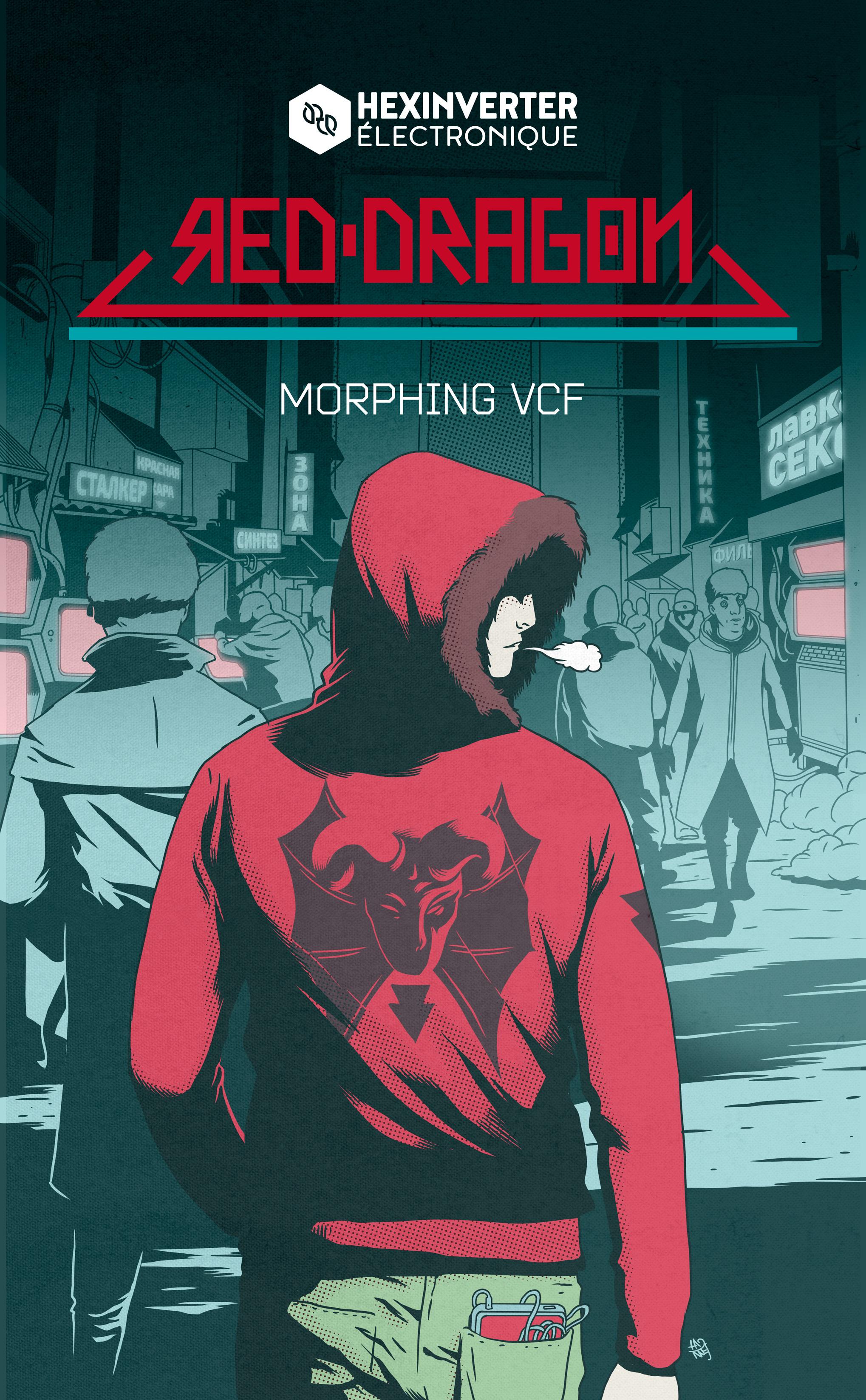 Red Dragon — HEXINVERTER ÉLECTRONIQUE   HEXINVERTER NET