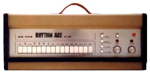 The Ace Tone Rhythm Ace