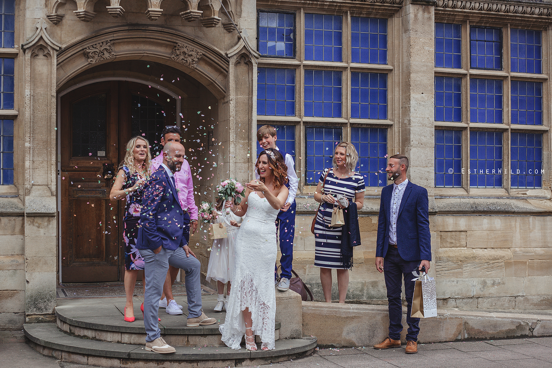 Kings Lynn Town Hall Wedding / Elopement. by Esther Wild Photographer, Norfolk, UK.