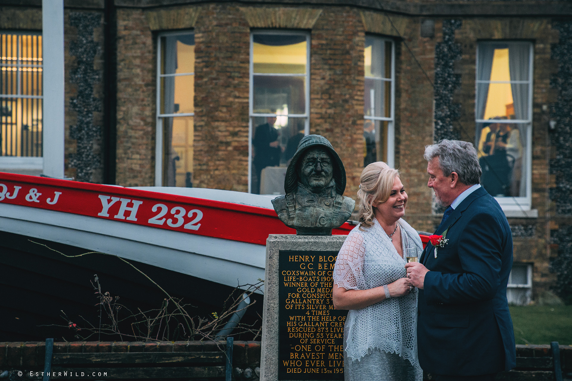 © Norfolk Wedding Photography Cromer Rocket House Registry Sea Beach Esther Wild Photographer (296).jpg