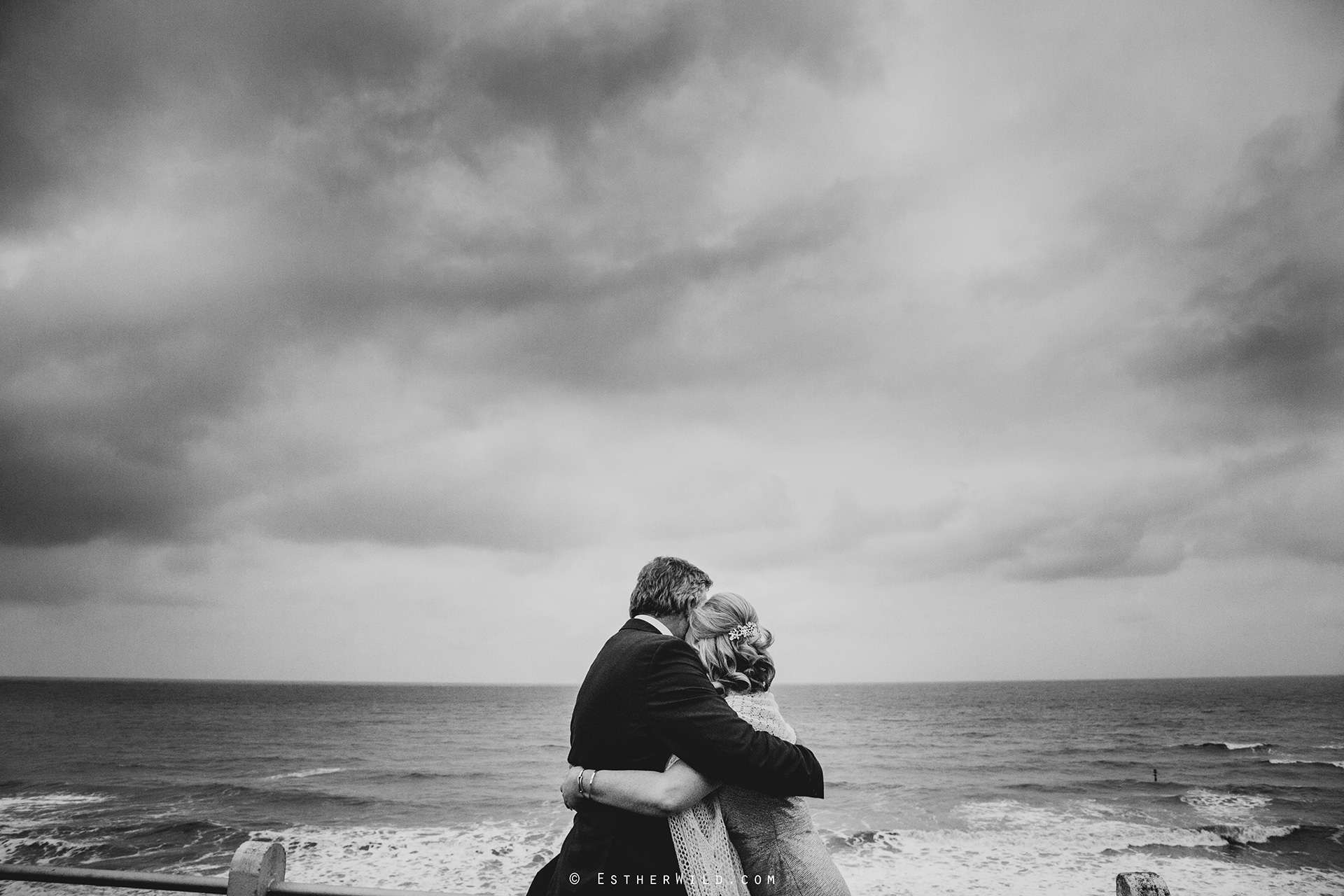 © Norfolk Wedding Photography Cromer Rocket House Registry Sea Beach Esther Wild Photographer (306).jpg