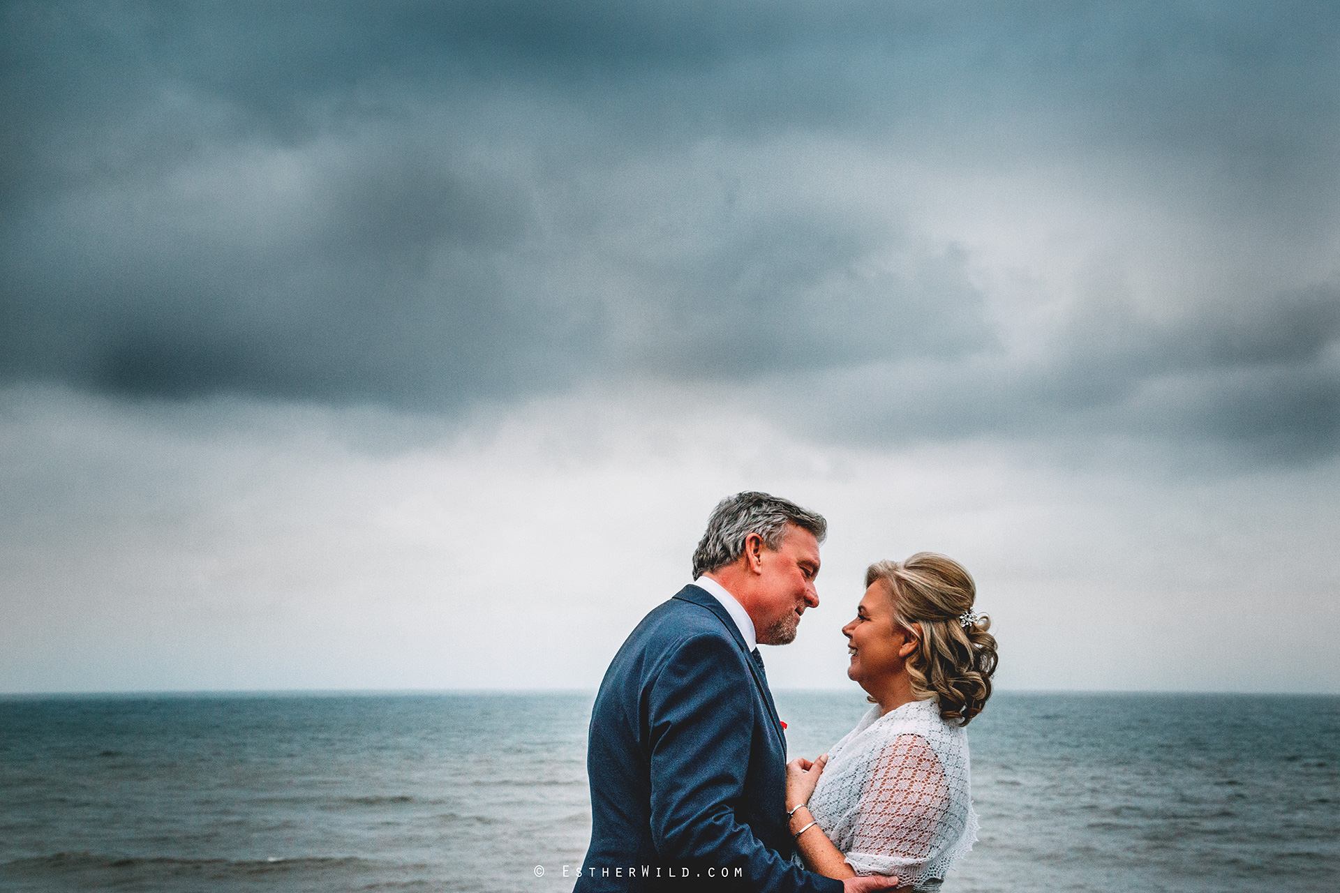 © Norfolk Wedding Photography Cromer Rocket House Registry Sea Beach Esther Wild Photographer (304).jpg