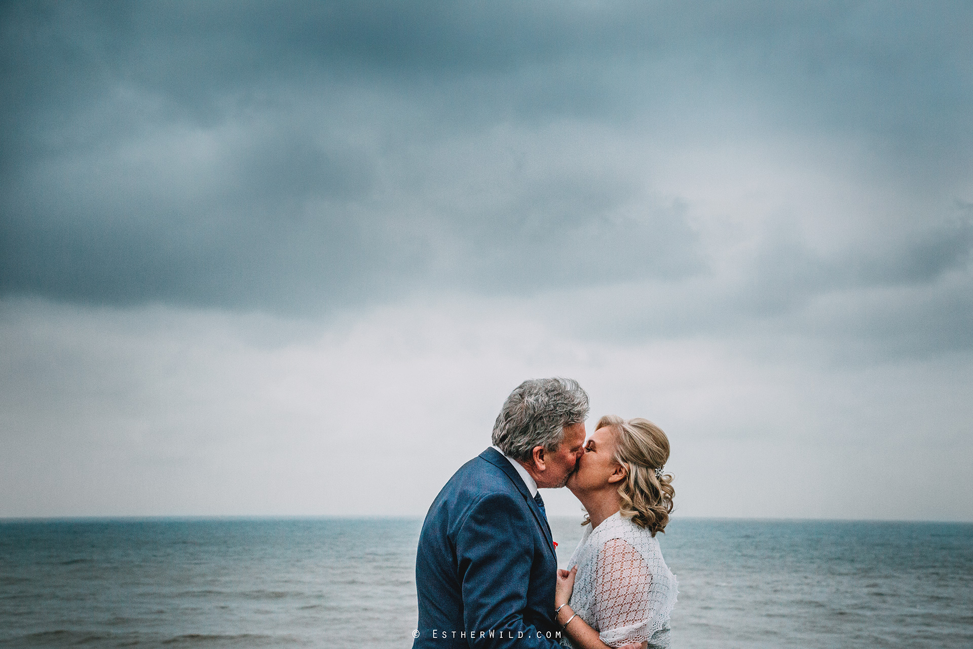 © Norfolk Wedding Photography Cromer Rocket House Registry Sea Beach Esther Wild Photographer (303).jpg