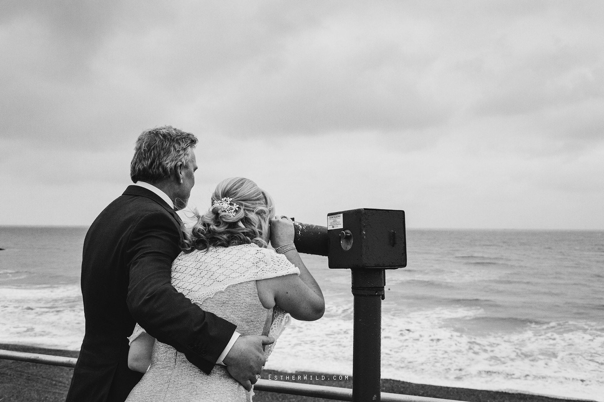 © Norfolk Wedding Photography Cromer Rocket House Registry Sea Beach Esther Wild Photographer (309).jpg