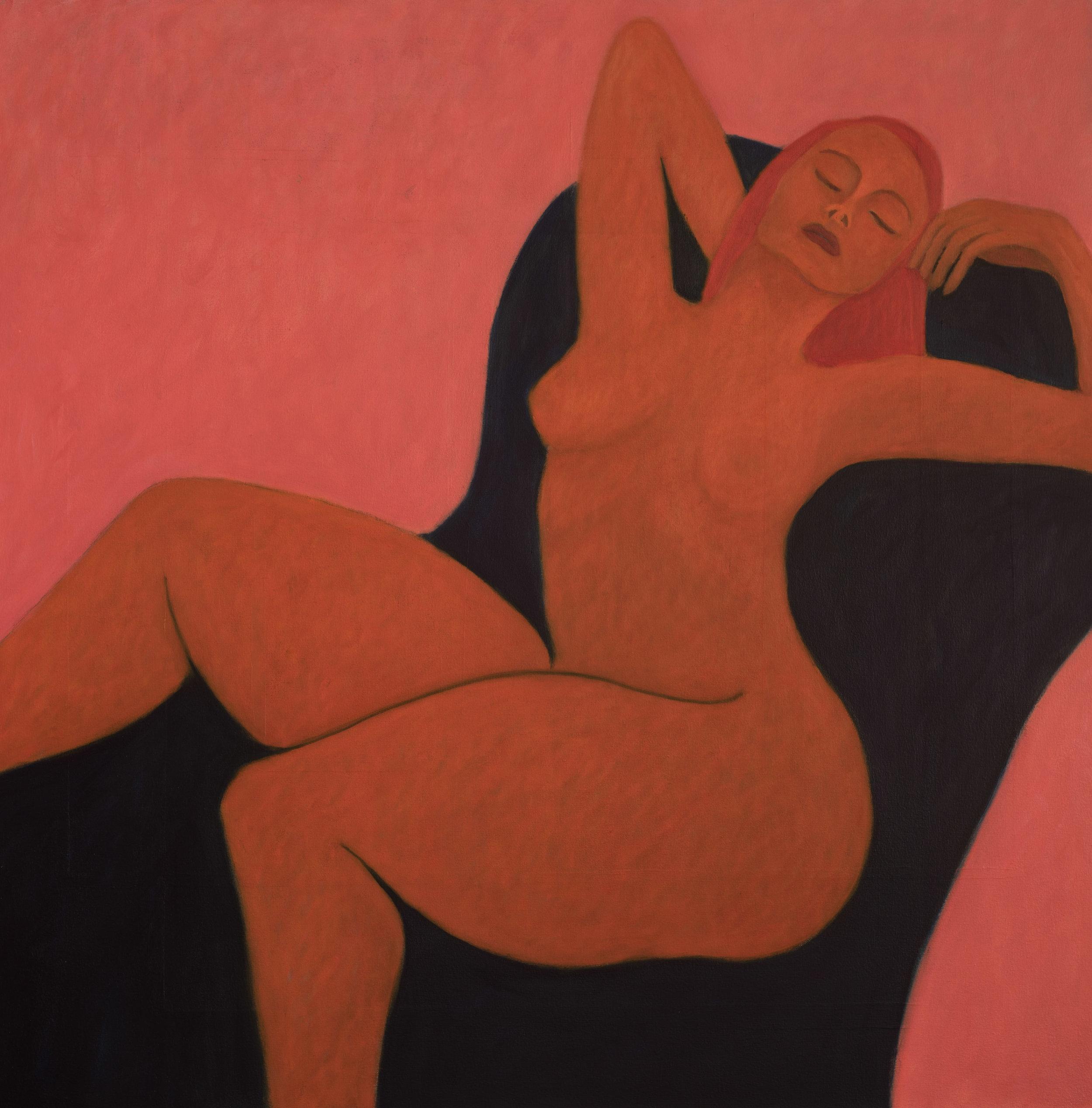 Sun Kissed Oil on Canvas 90 x 90cm £3700.jpg