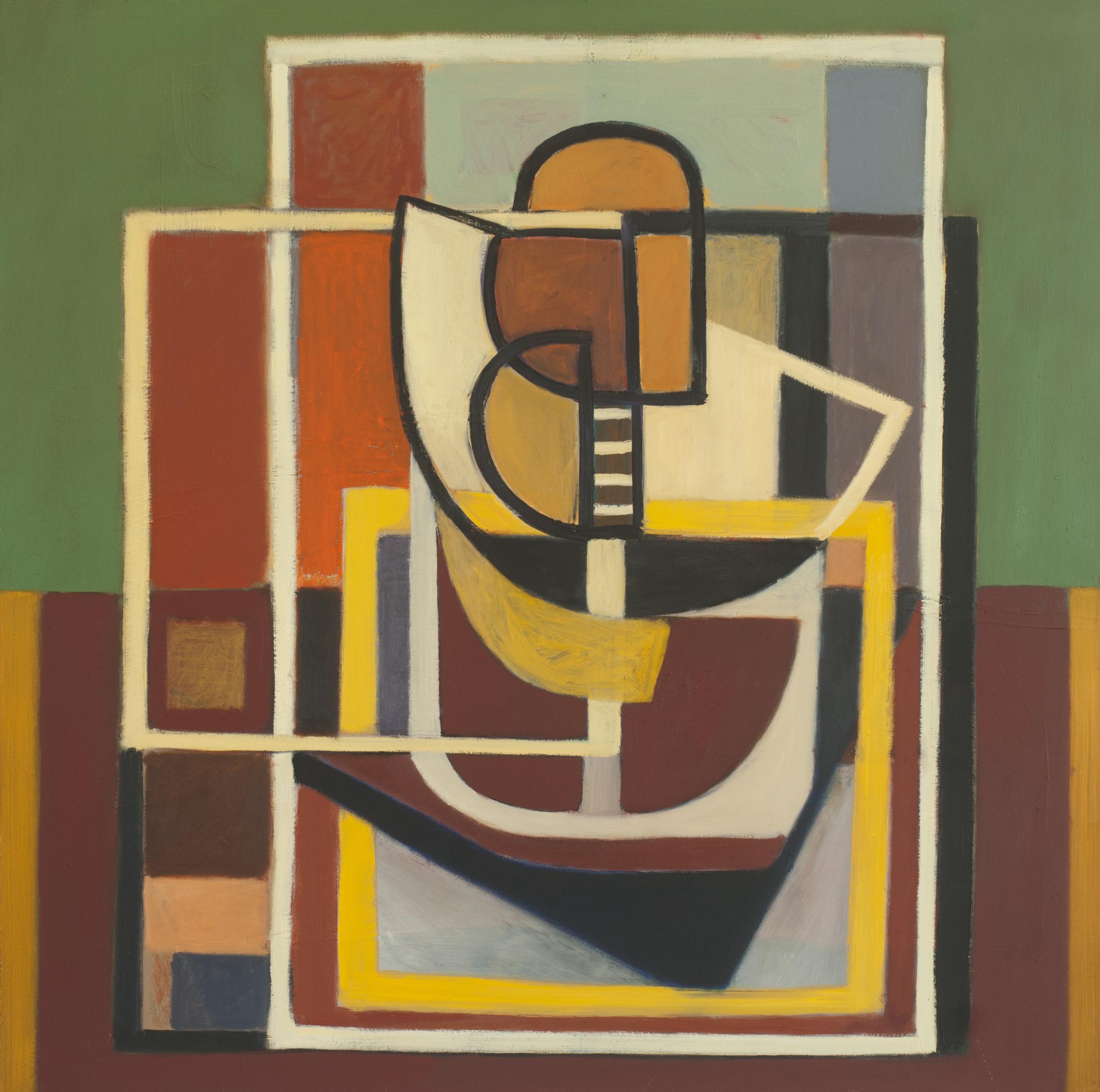 Square Rectangle Square - Sold