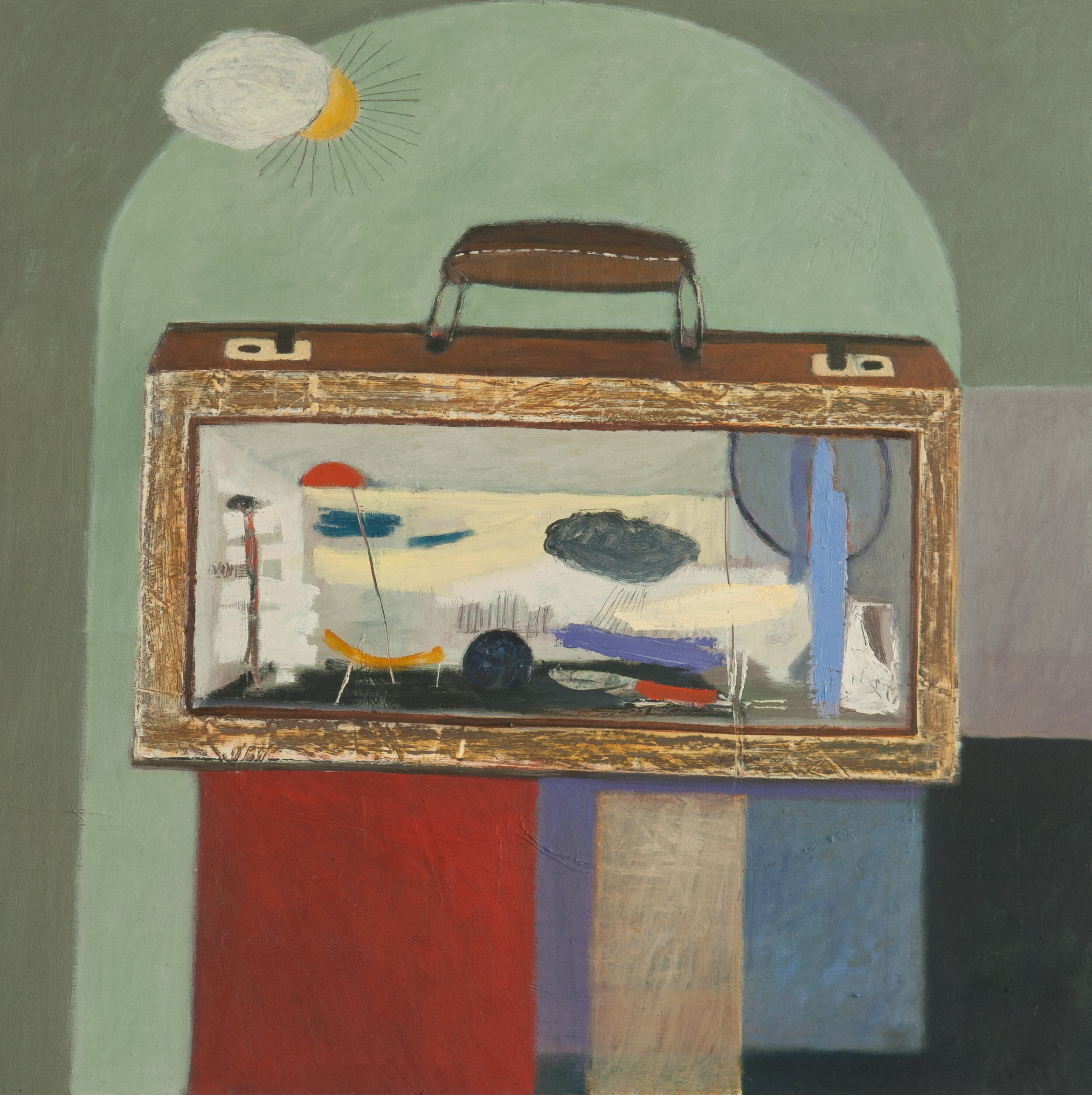 A Case of Unusual Weather- Sold