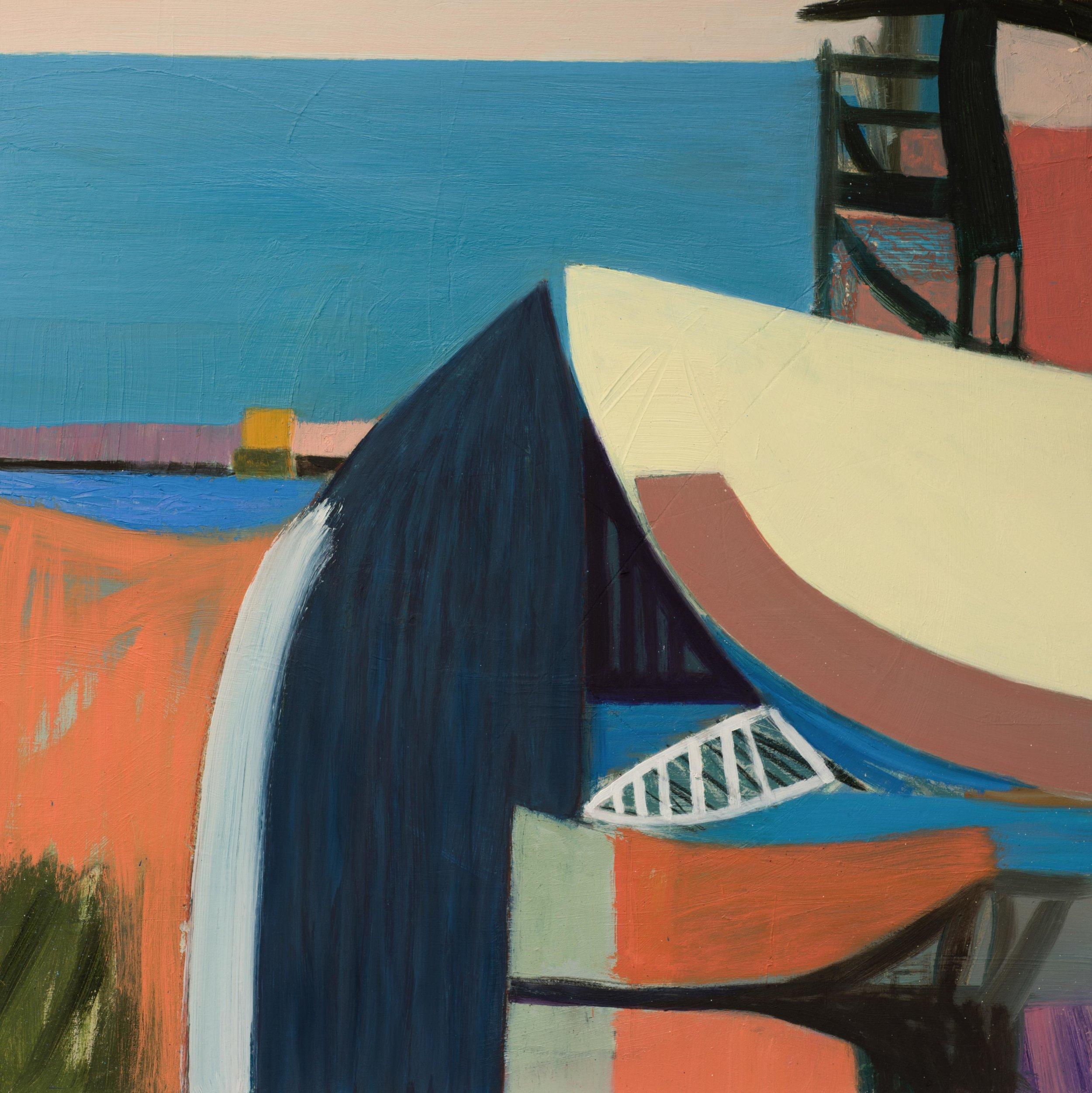 Ahoy!  Oil on Panel 60 x 60 cm £1750.jpg