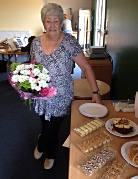 Celebrating Joyce's 80th birthday