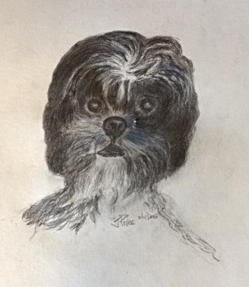 John's portrait of Winston