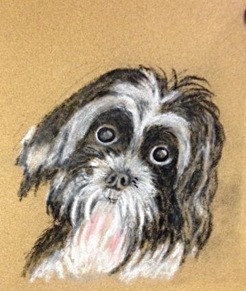 Jan's portrait of Winston