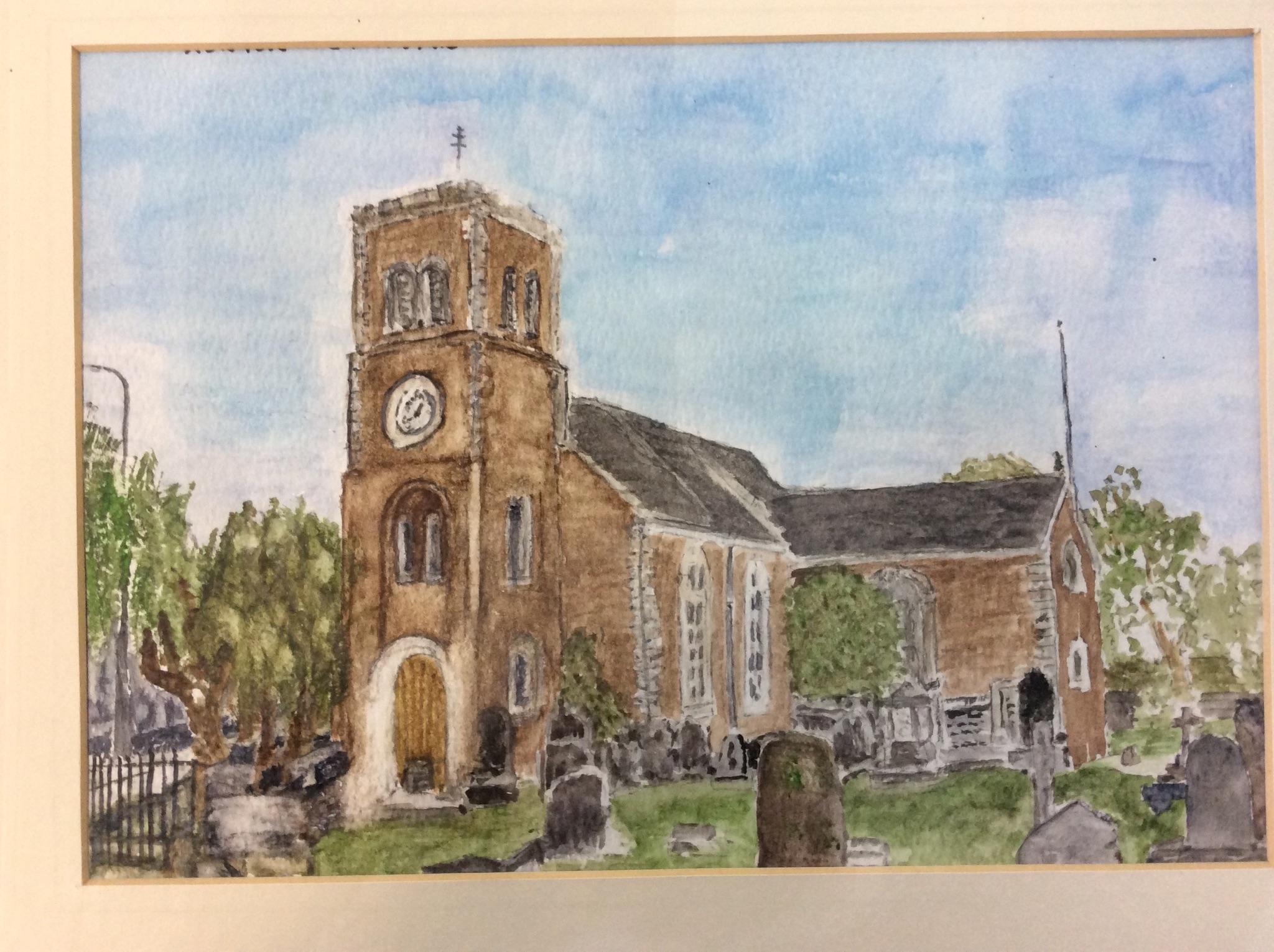 Lowton St Mary's Church