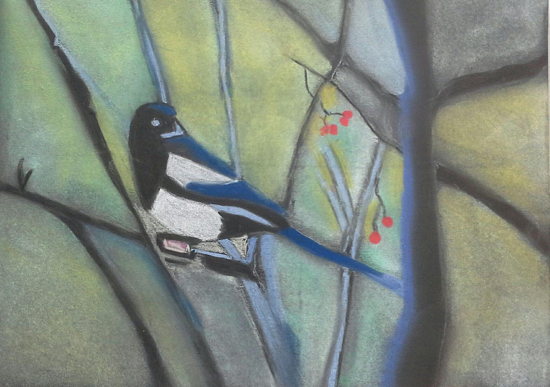 Joyce pastel bird.jpg