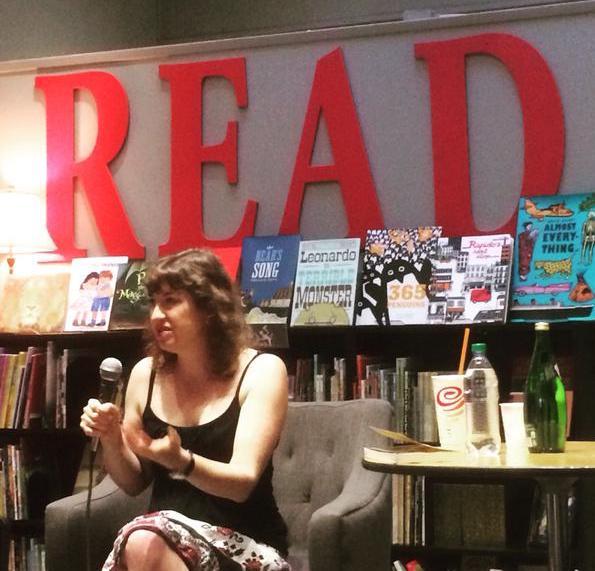 At Chevalier's Books