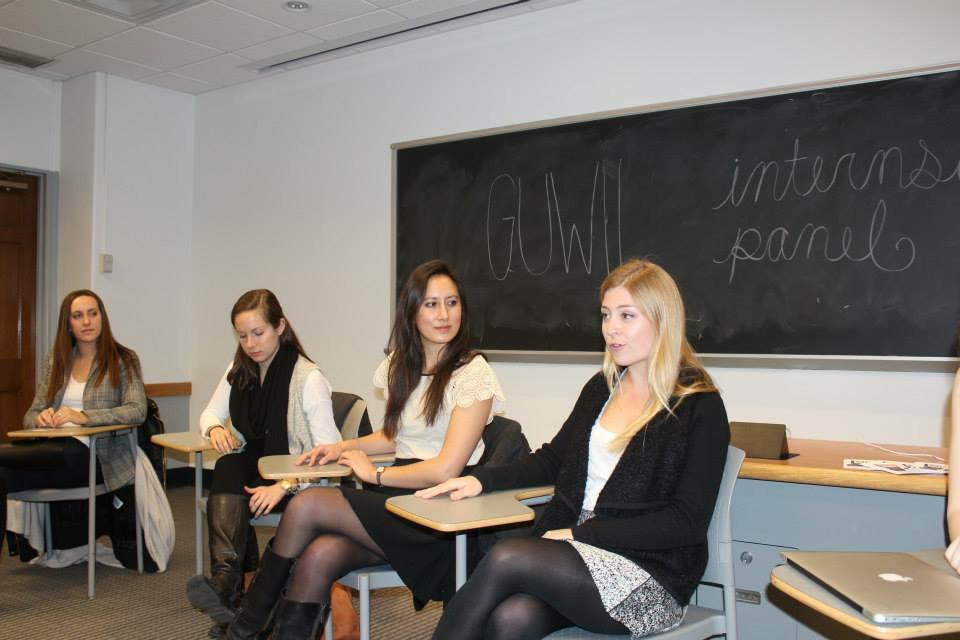 January 21: Internship Panel