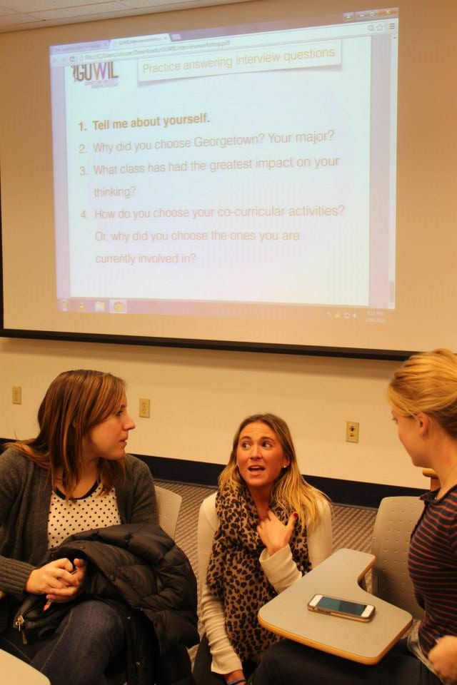 February 19: Interview and Networking Workshop