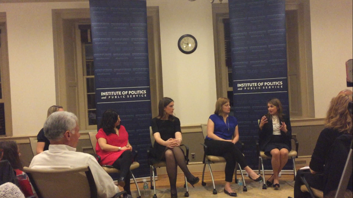 February 22: The Women Leading POLITICO: A New Type of Newsroom