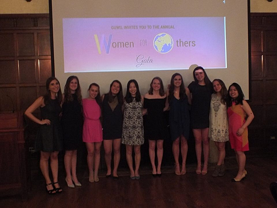 March 24: Women for Others Gala