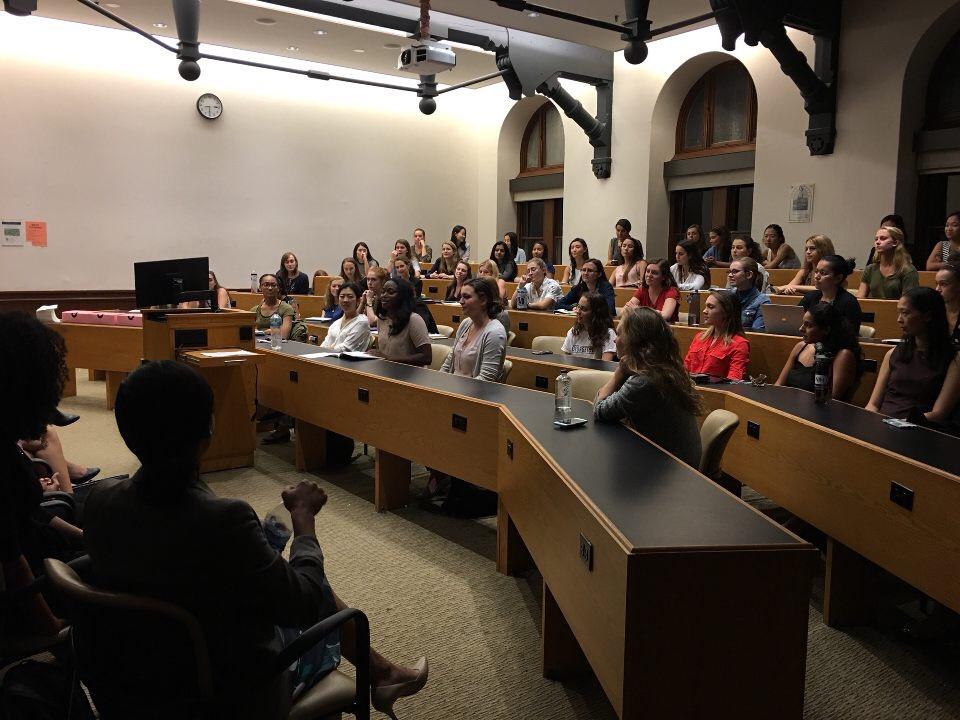 September 13: Women in Consulting