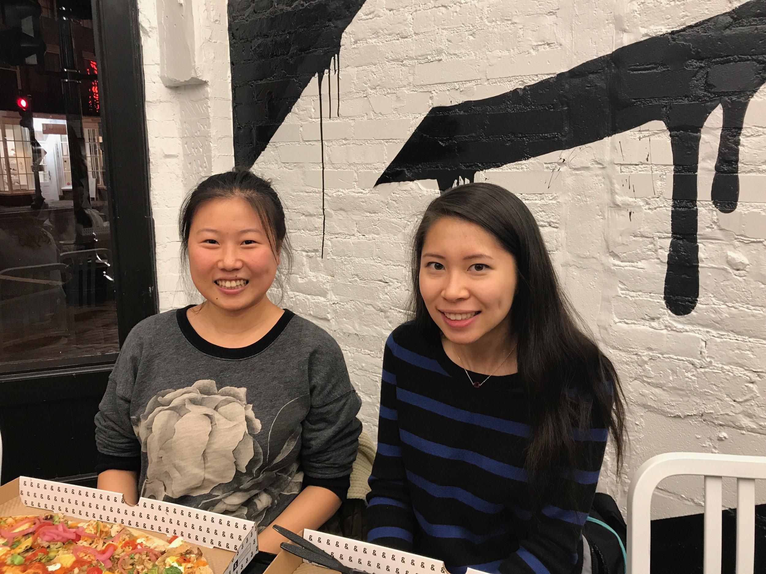 November 8: &pizza Fundraiser