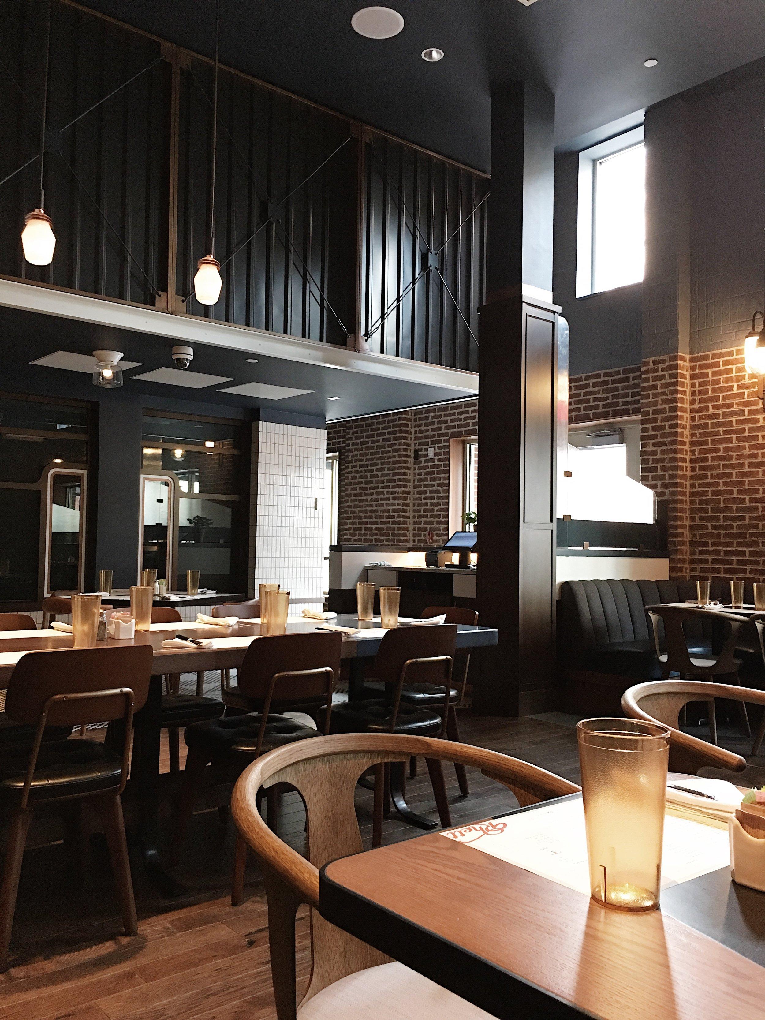 Rhett - Hotel Restaurant