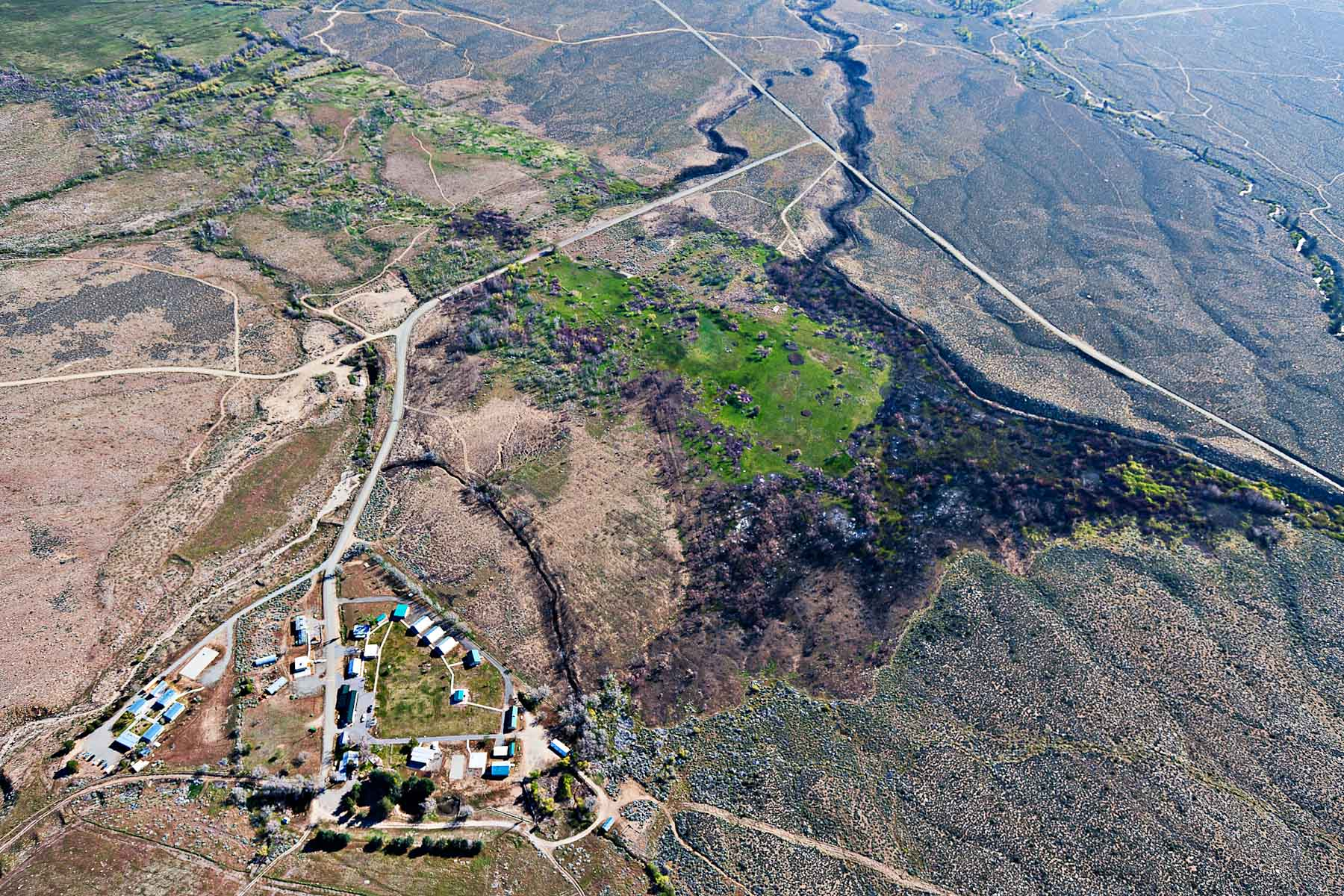 Aerial Survey Photography