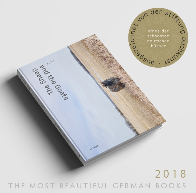 "Hei! (Wow!). 24 jurors, 9 juror days, over 900 submissions. The ""most beautiful German books "" announced today! And my first monograph was one of them!"
