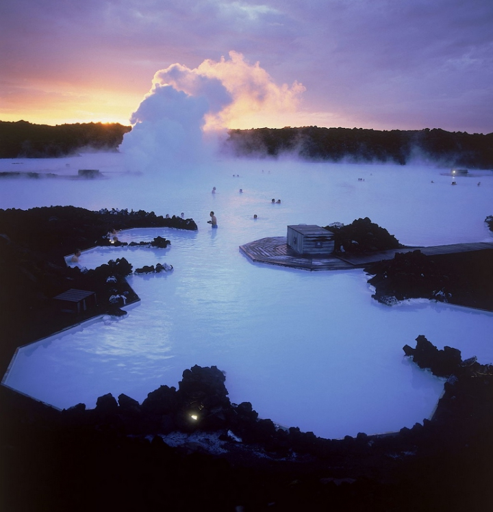 The Blue Lagoon. Who wouldn't want to be in that?