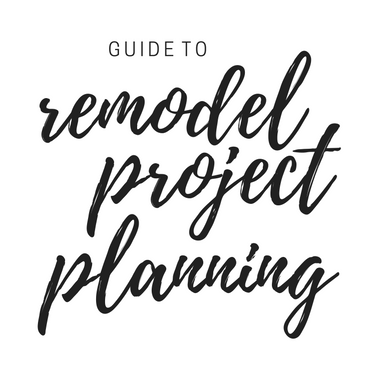 Fill out our Project Planner to give us a sense of who you are and what you're looking for. It will also help you get an idea of what a remodel entails and what you may need to start thinking about when approaching your project.